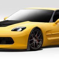 1997-2004 Chevrolet Corvette C5 Body Kits