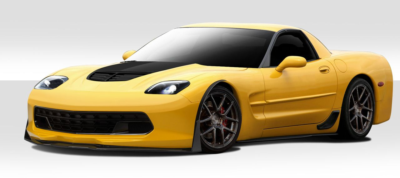 1997-2004 Chevrolet Corvette C5 Body Kits