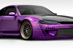 1999-2002 Nissan Silvia S15 Body Kit