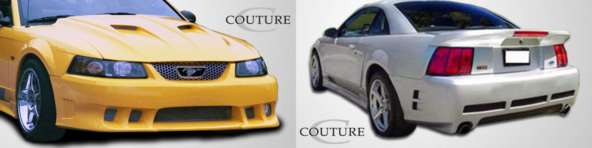 1999-2004 Ford Mustang Colt Body Kit