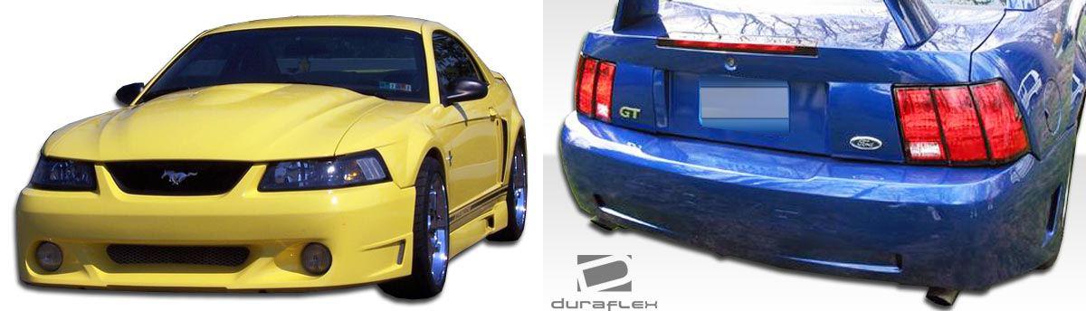 1999-2004 Ford Mustang CVX Body Kit