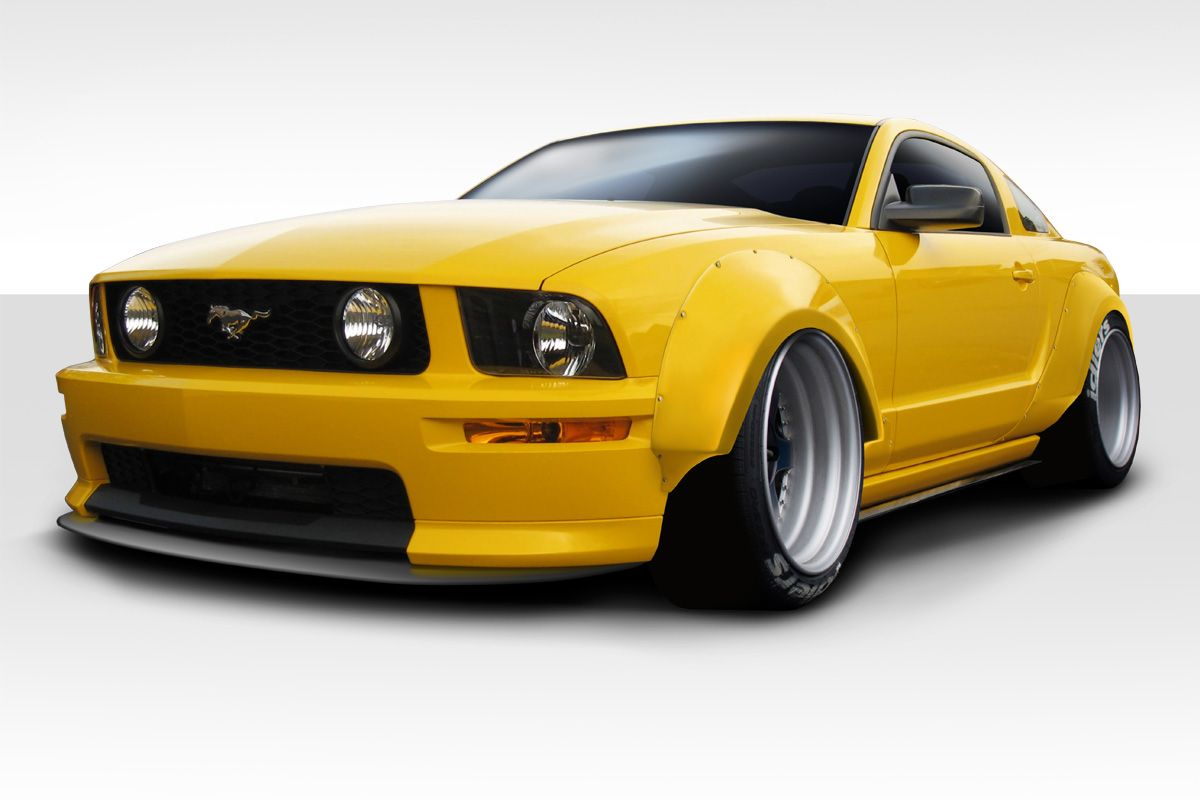 2005-2009 Ford Mustang Body Kits