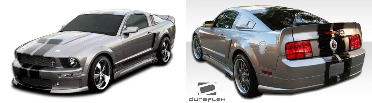 2005-2009 Mustang CVX Body Kit