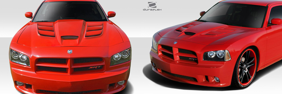 2006-2010 Charger Viper Hood