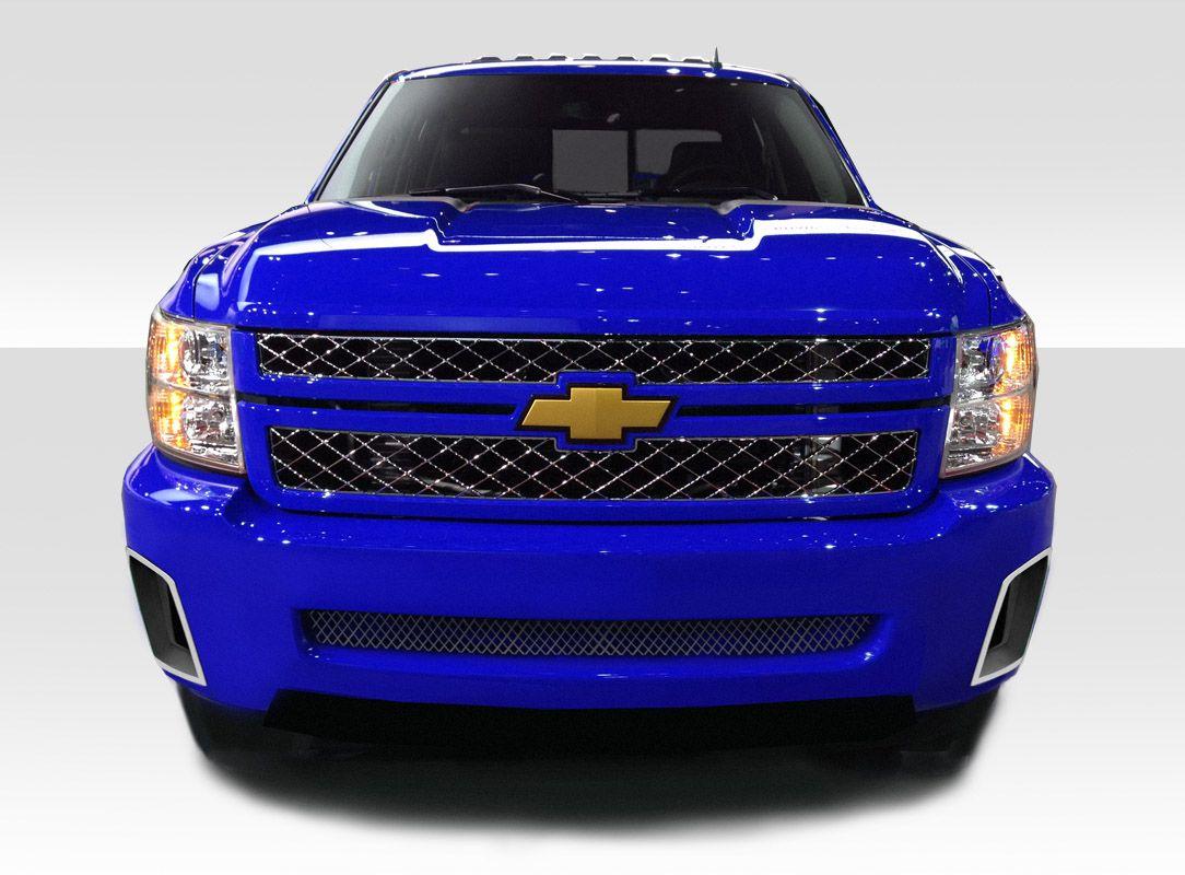 2007-2013 Chevrolet Silverado Body Kits