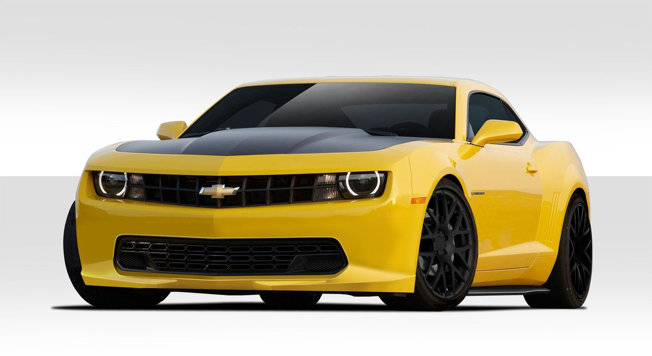 2010-2013 Chevrolet Camaro Body Kits