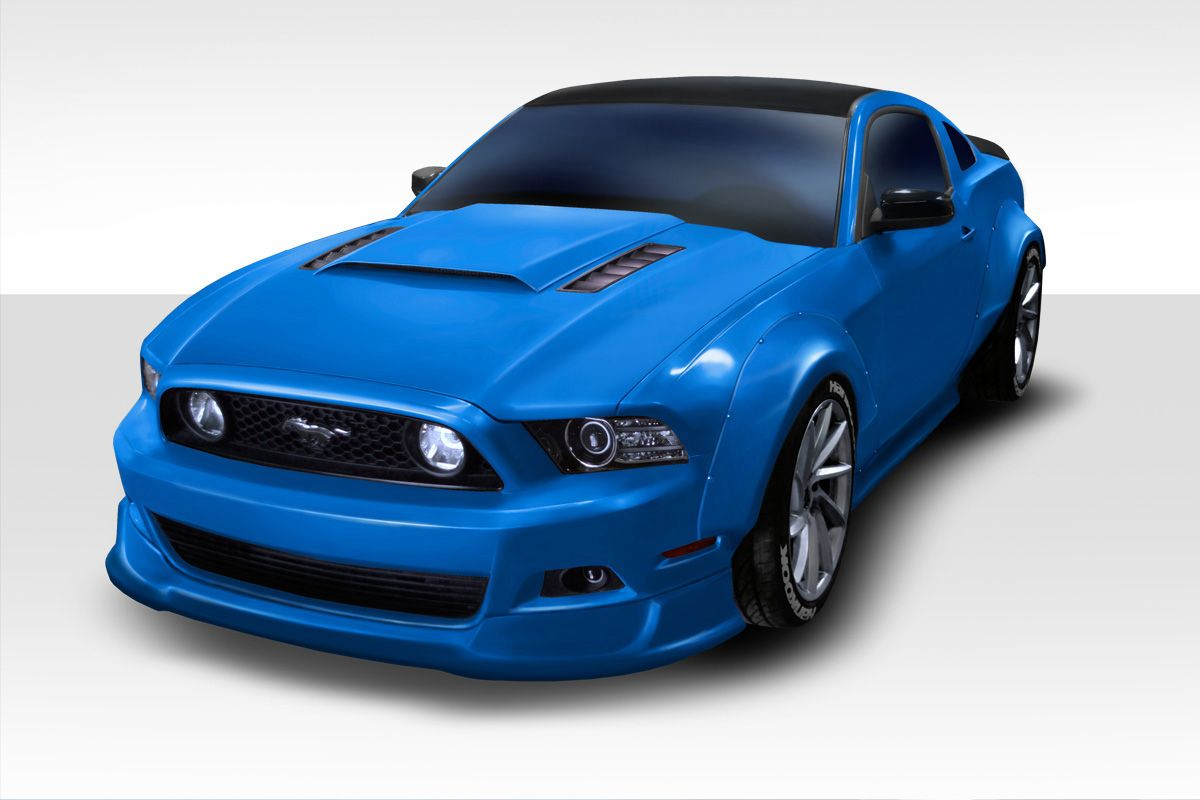 2010-2014 Ford Mustang Body Kits