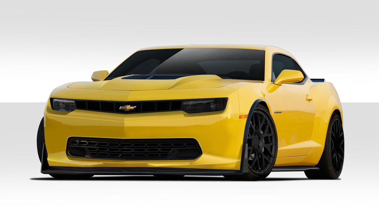 2014-2015 Chevrolet Camaro Body Kits
