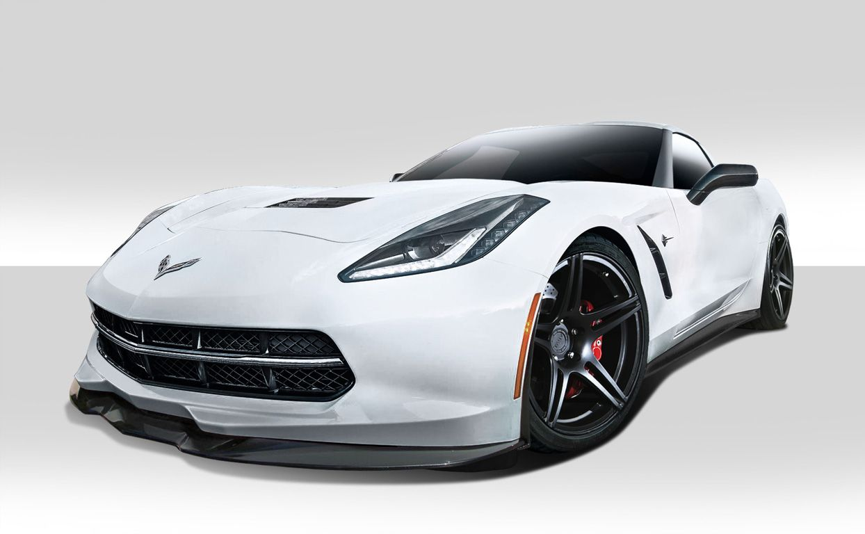 2014-2019 Chevrolet Corvette C7 Body Kits