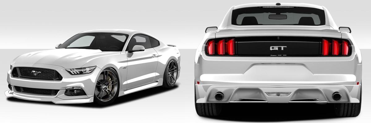 2015 Mustang Body Kit