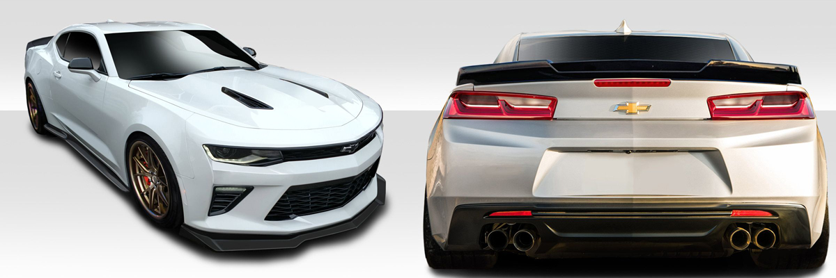 2016-2019 Camaro Lip Body Kit