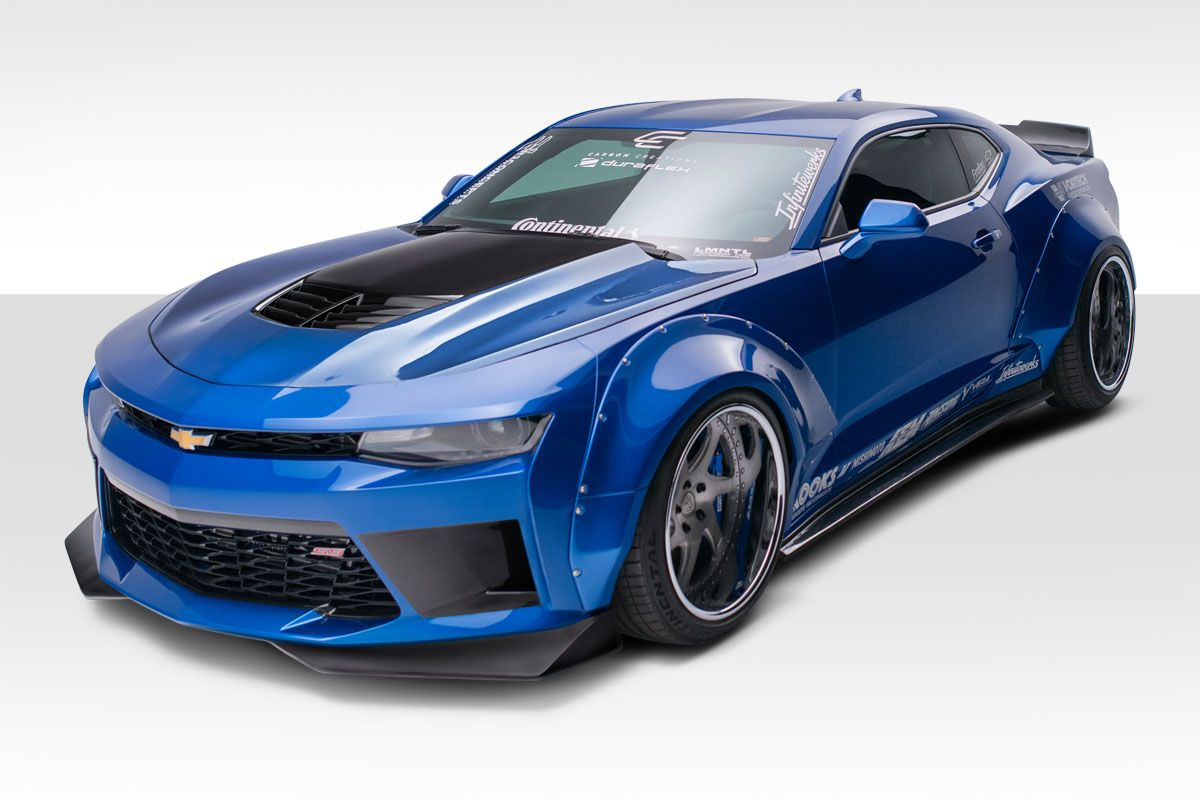 2016-2019 Chevrolet Camaro Body Kits