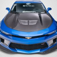 Chevrolet Camaro Body Kit and Aerodynamics Catalog