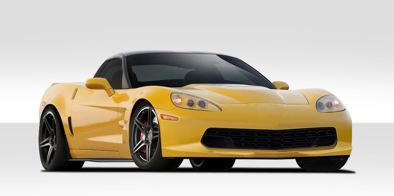 C6 Corvette Body Kits