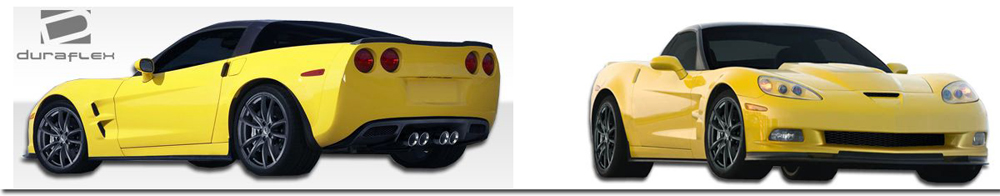 C6 Corvette Body Kit