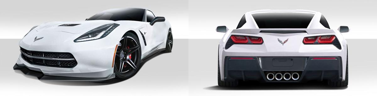 C7 Corvette Body Kit