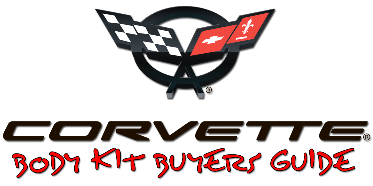Corvette Body Kit Guide