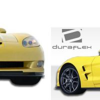Chevrolet Corvette ZR Edition Body Kits