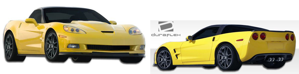 Chevrolet Corvette ZR Edition Body Kit