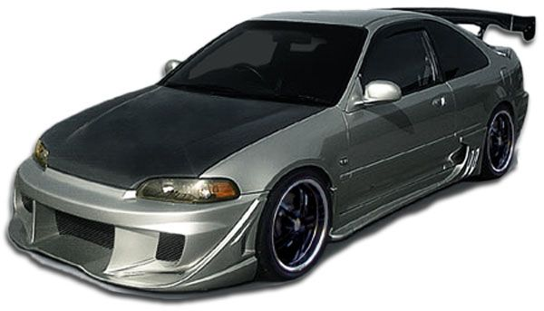 1992-1995 Honda Civic Body Kits
