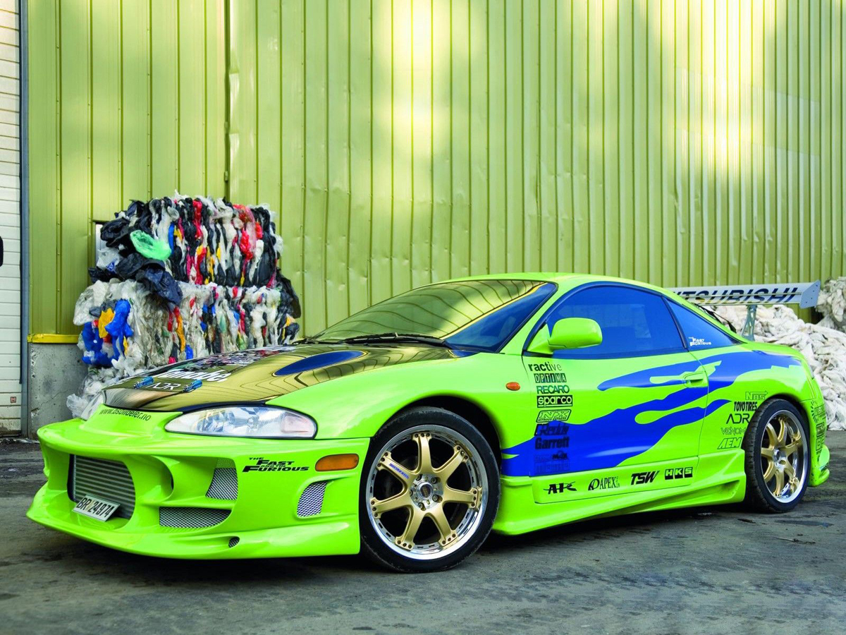 1995-1999 Mitsubishi Eclipse Body Kits