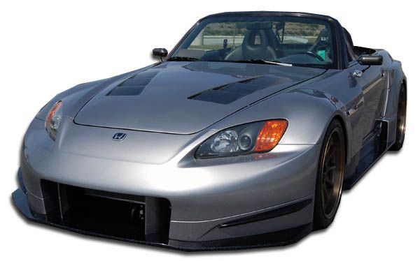 2000-2009 Honda S2000 Body Kits