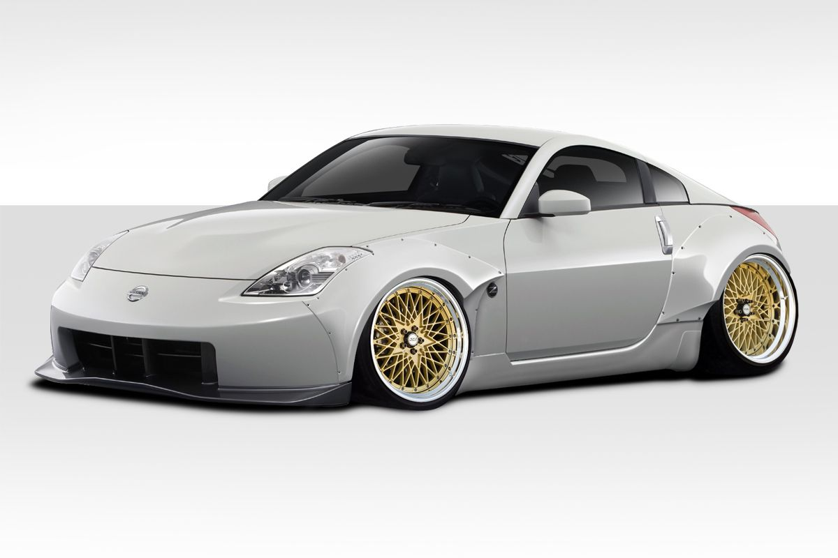 2003-2008 Nissan 350Z Body Kits