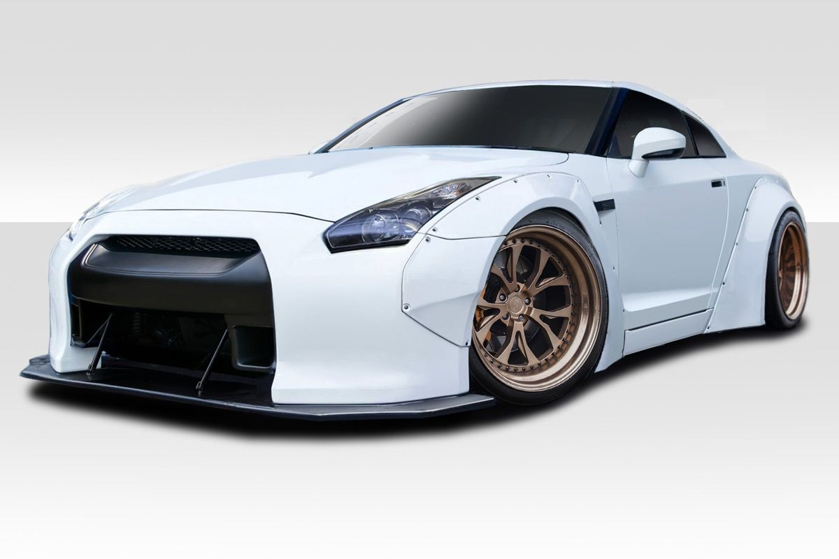 2009-2019 Nissan GTR Body Kits