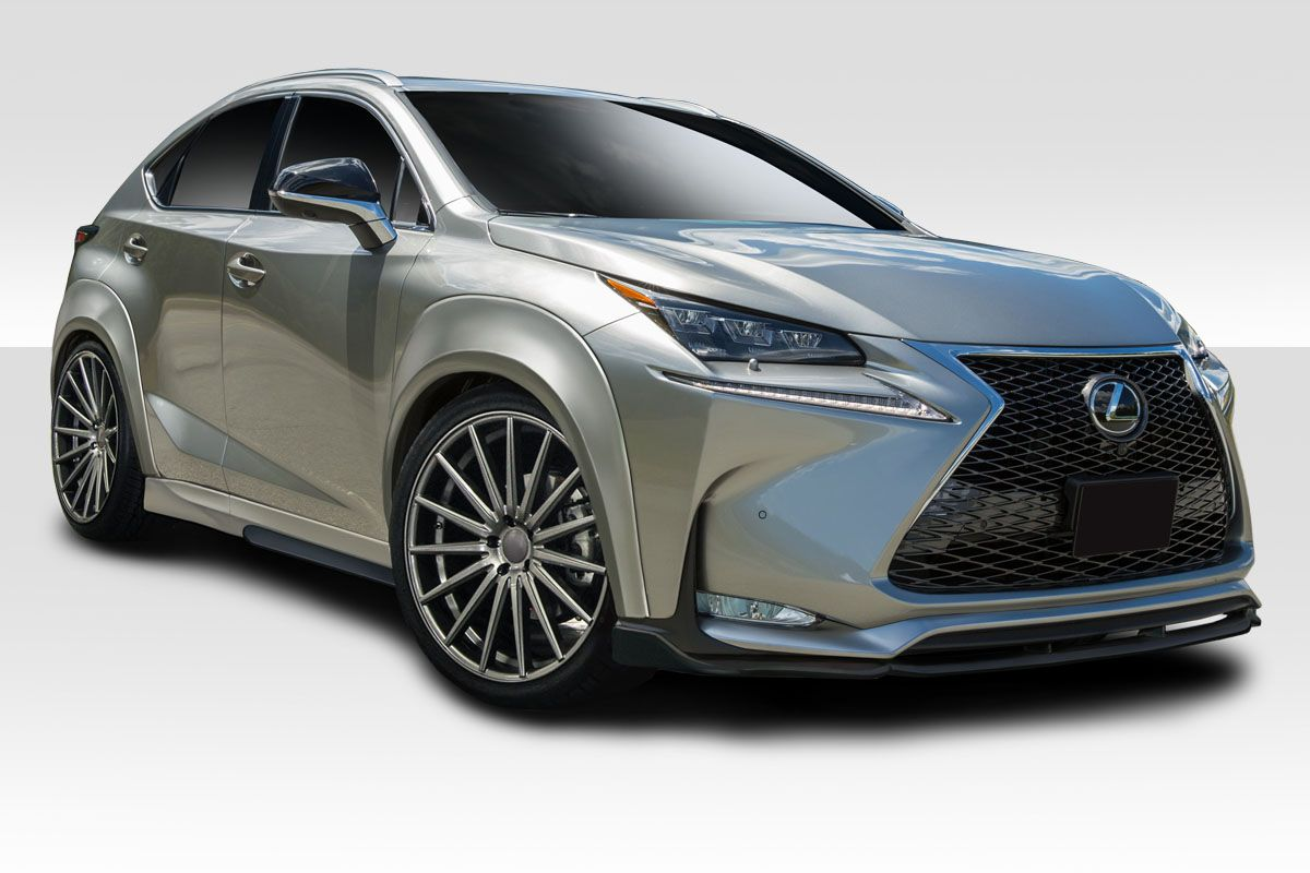 2015-2017 Lexus NX Body Kits