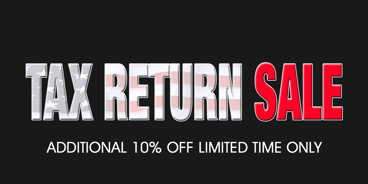 Tax Return Sale
