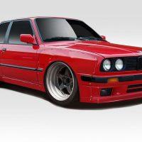 1984-1991 BMW 3 Series E30 Body Kits