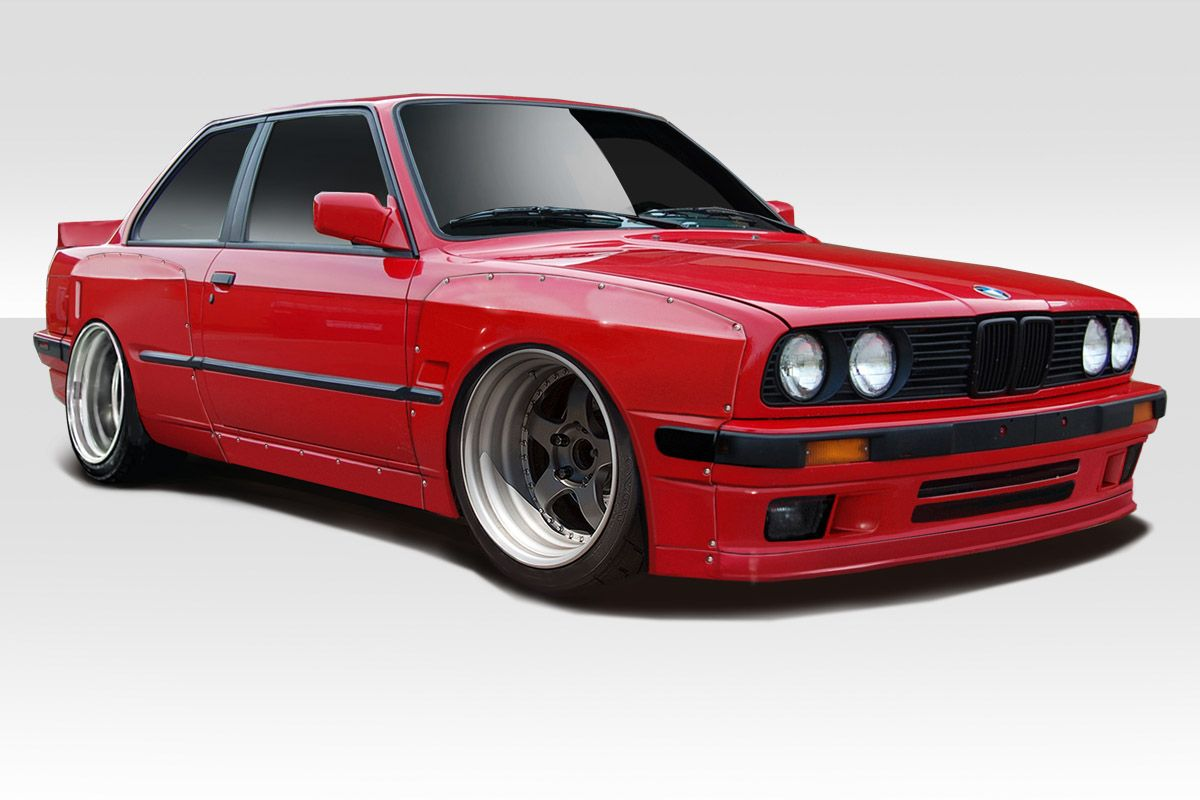 1984-1991 BMW E30 Body Kits