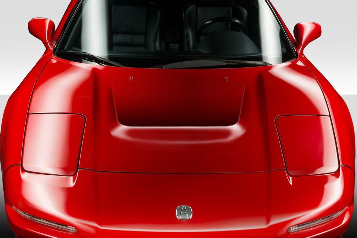 NSX Type R Hood