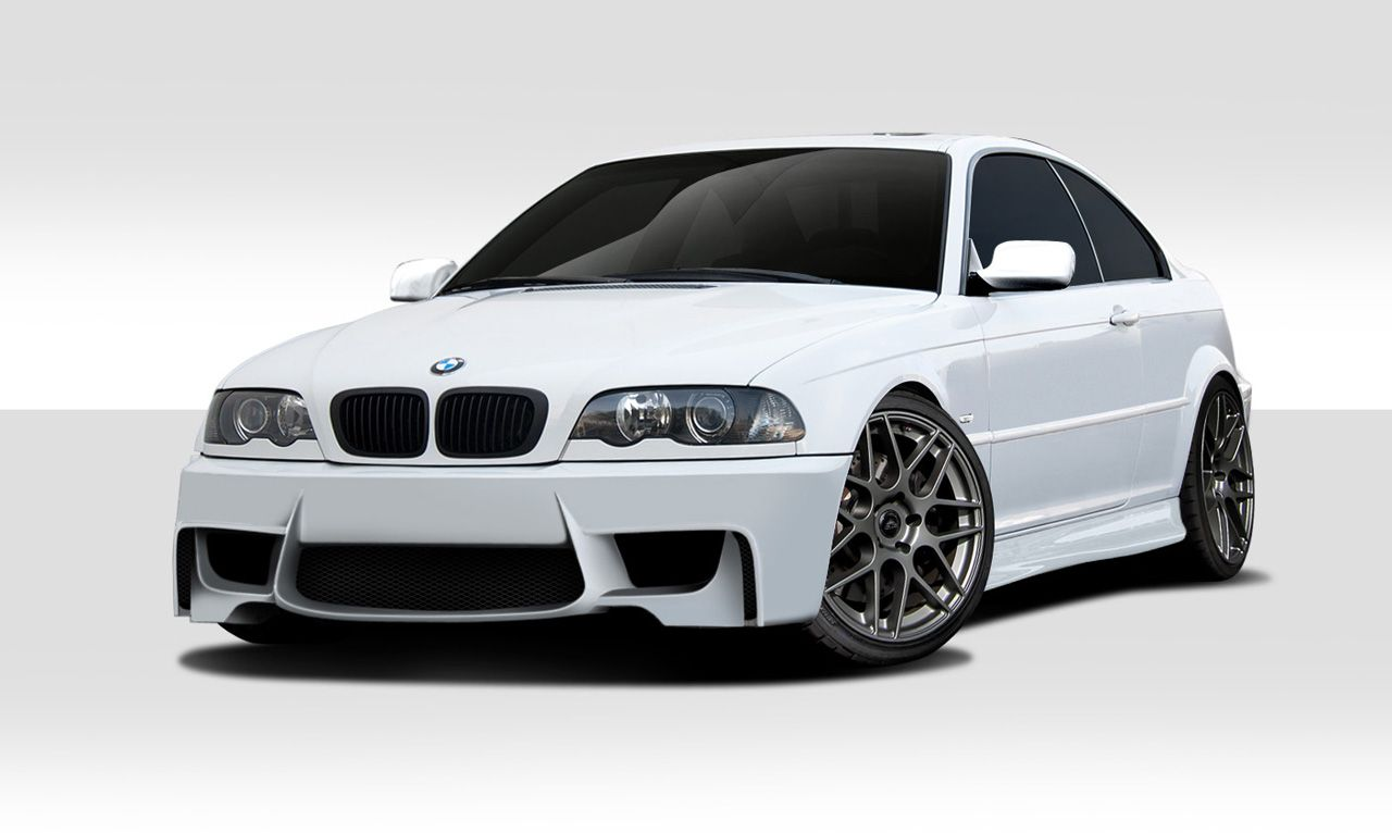 1999 2005 Bmw 3 Series E46 Body Kits Duraflex Body Kits