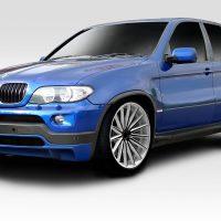 2000-2006 BMW X5 E53 Body Kits