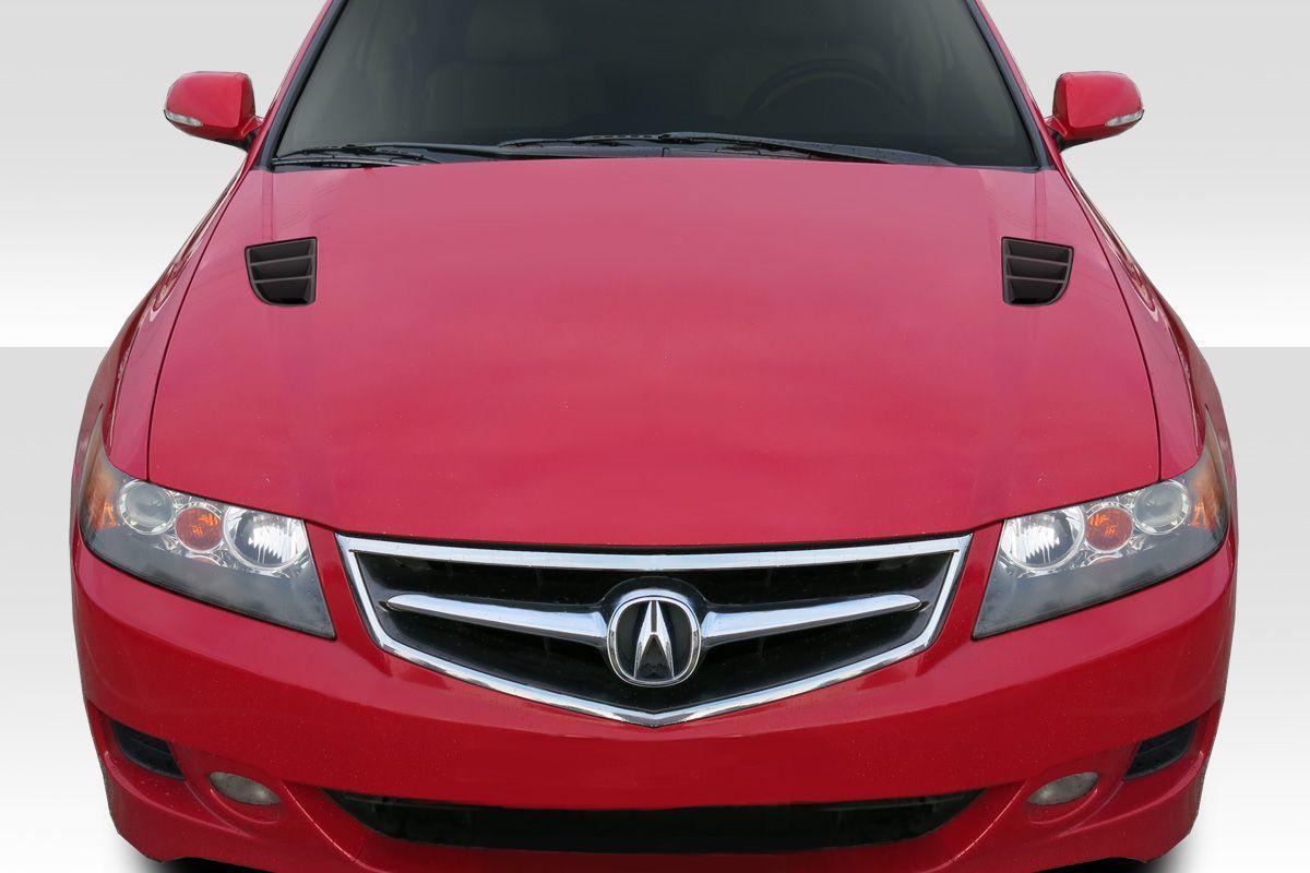 2006-2008 Acura TSX Fiberglas Hood
