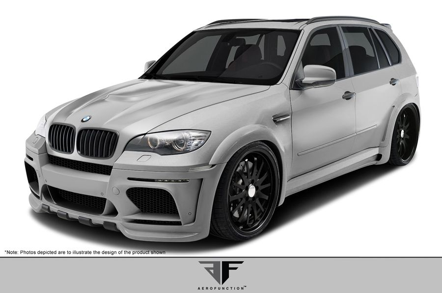 2007-2013 BMW X5 Body Kits