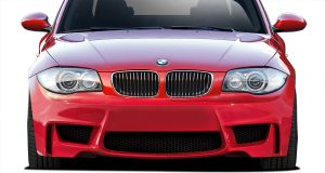 2008-2013 BMW 1 Series E82 Body Kits
