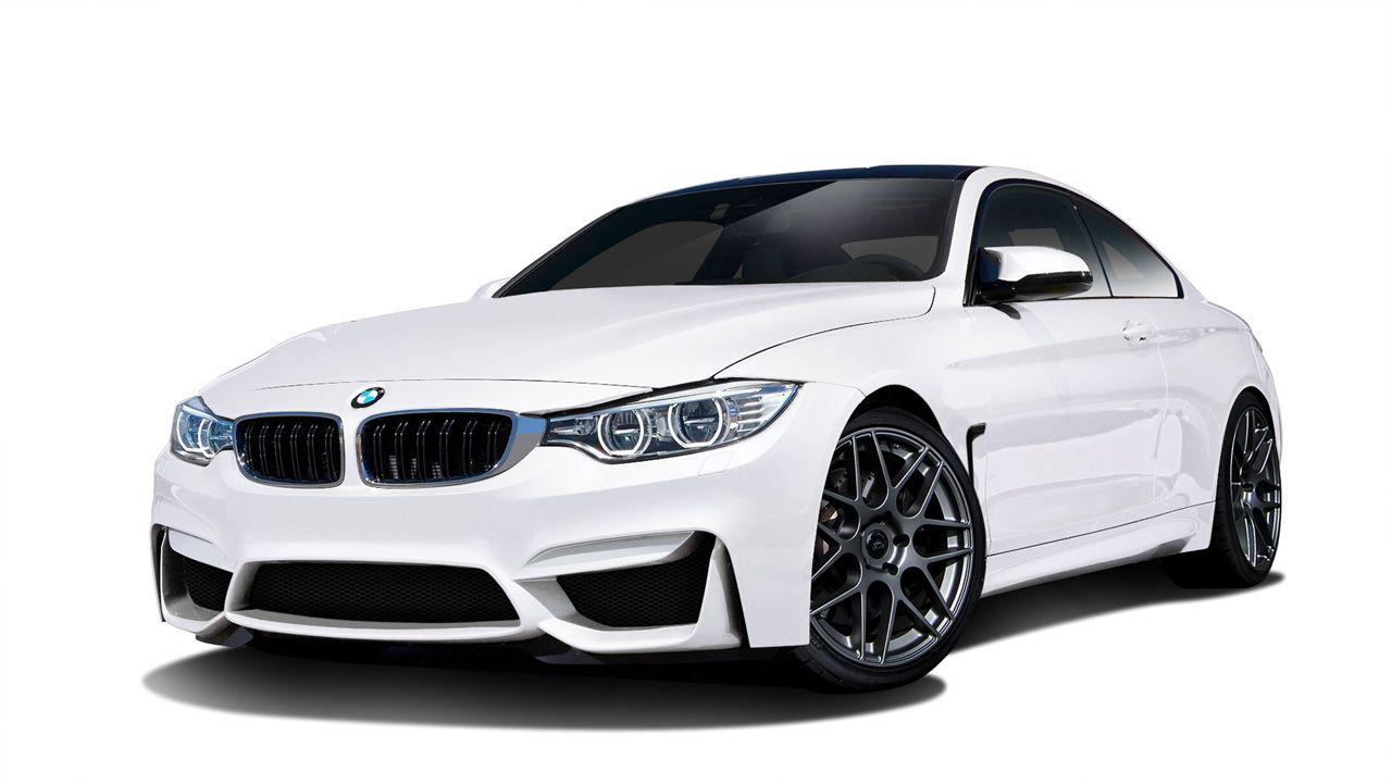 2014-2019 BMW F32 Body Kits