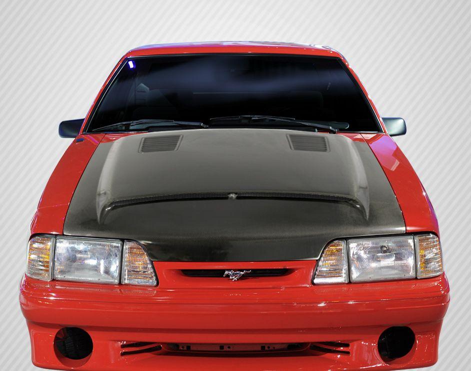 1987-1993 Ford Mustang Body Kits