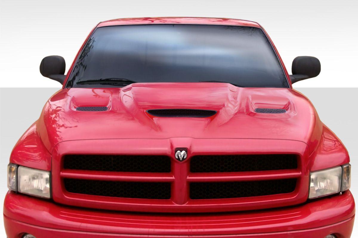 1994-2001 Dodge Ram Hood
