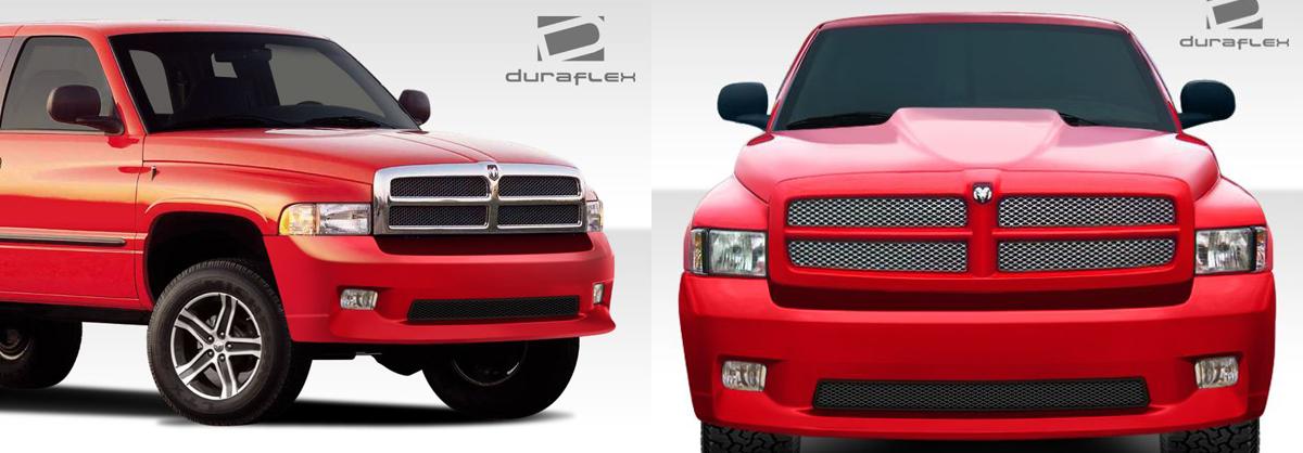 1994-2001 Dodge Ram MPR Bumper