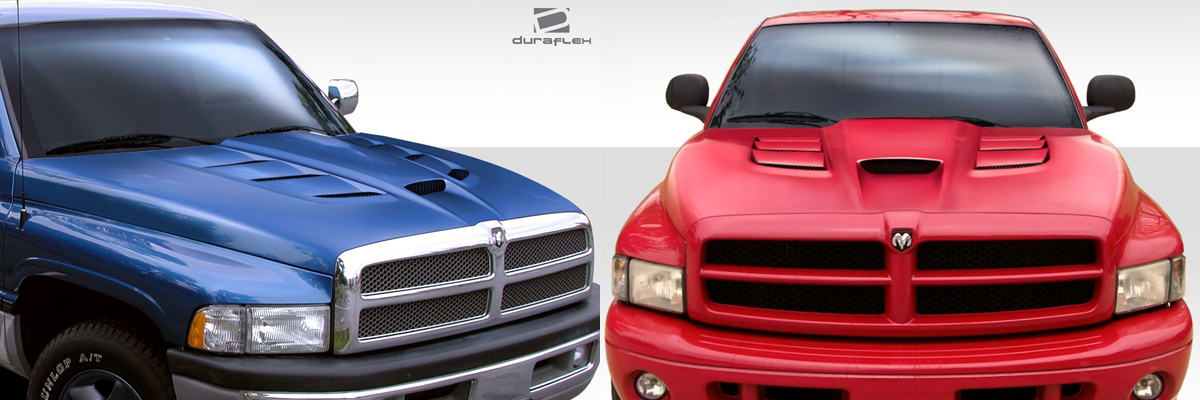 1994-2001 Dodge Ram Viper Hood
