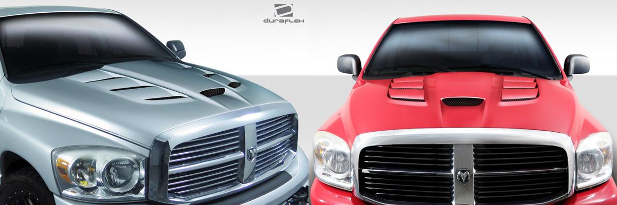 2002-2008 Dodge Ram Viper Hood