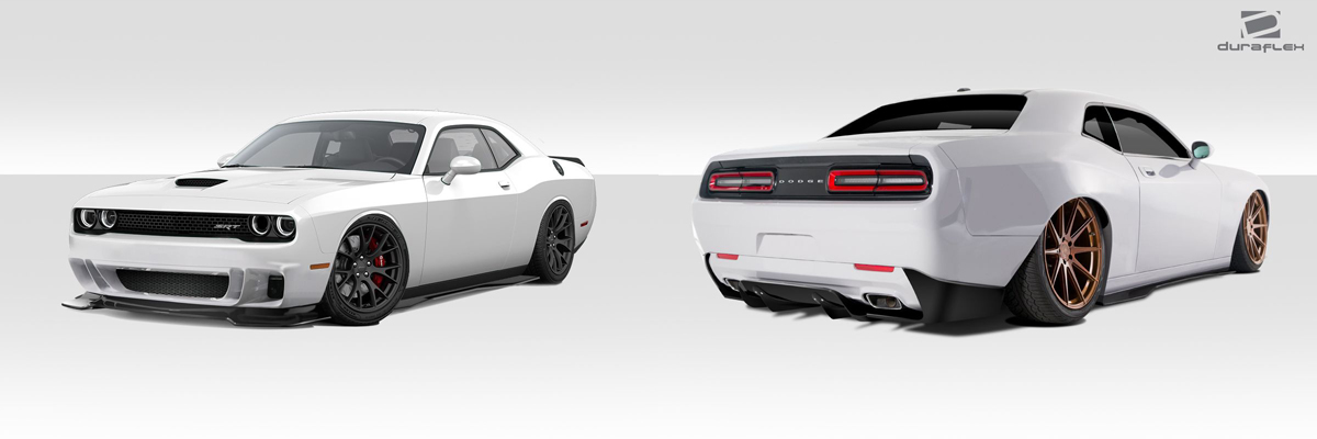 Dodge Challenger Circuit Body Kit