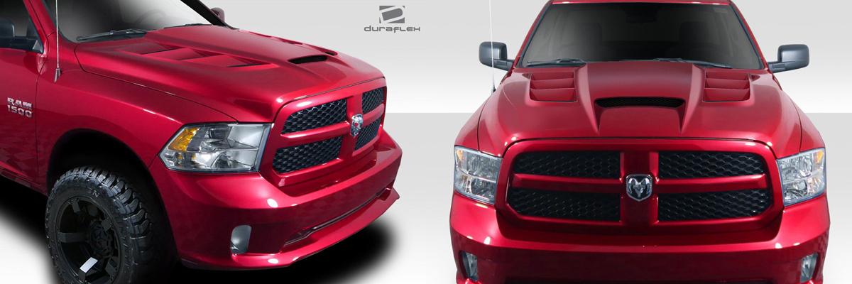 2009-2018 Dodge Ram Viper Hood