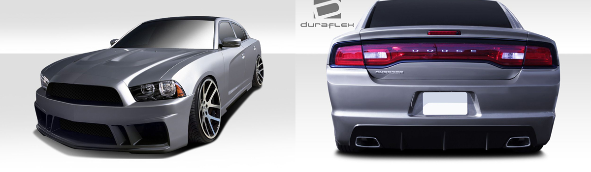 2011-2014 Dodge Charger Circuit Body Kit