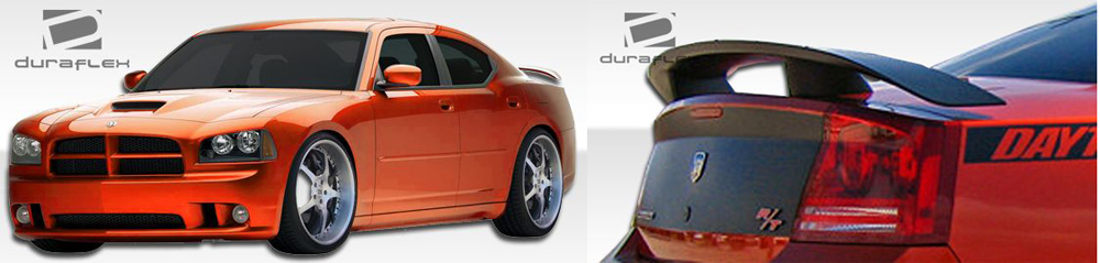 Dodge Charger SRT8 Body Kit
