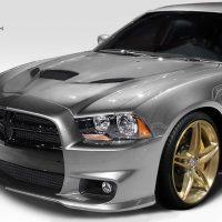 Dodge Hellcat Hood | Fiberglass Hoods by Duraflex