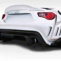 Duraflex Rear Bumpers – Rear Bumper Body Kits